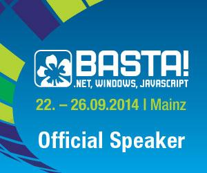 BASTA! Herbst 2014 Speakerbutton 2
