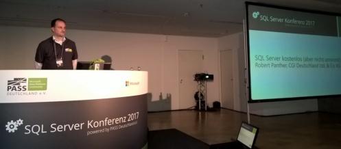 SQL Server Konferenz 2017